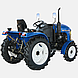 Трактор JINMA JMT3244HXR (реверс, 3 цил., 24л.с., ГУР, КПП(16+4), 2ух дисковое сцепление), фото 2