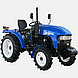 Трактор JINMA JMT3244HXR (реверс, 3 цил., 24л.с., ГУР, КПП(16+4), 2ух дисковое сцепление), фото 3