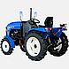 Трактор JINMA JMT3244HXR (реверс, 3 цил., 24л.с., ГУР, КПП(16+4), 2ух дисковое сцепление), фото 4