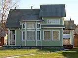 Облицовка фасада сайдингом, фото 2