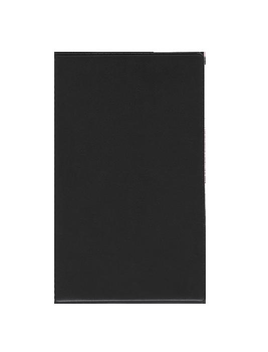 Папка для счета официанта, винил, черный 0300-0028-01