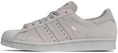 Женские кроссовки Adidas Superstar 80s City Pack Berlin Grey B32661