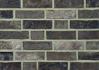 Кирпич ручная формовка Terca Cinder coal-white grijs-zwart-wit WDF 215/102/65