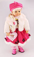 Интерактивная кукла Настенька Настя 543793-543794 R/MY005-008-004-007. Максимальная функциональность.