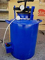 Автоклав электричекий для домашнего консервирования 30 л на 24 поллитровых и 11 литровых банок