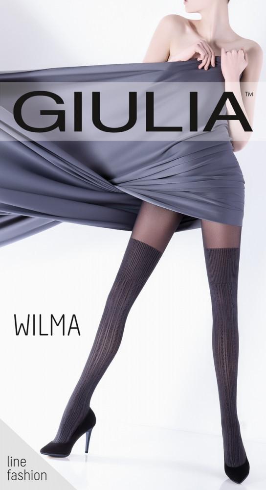 Колготки жіночі імітація чулков WILMA 150 (5)