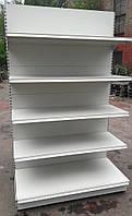 Односторонние стеллажи бу для магазина (INTRAK Италия), фото 1