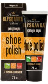 """Крем для обуви """"Блыскавка"""" BLYSKAVKA  75 мл. без аппликатора"""