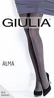 Колготки женские с рисунком ALMA 120 (3)