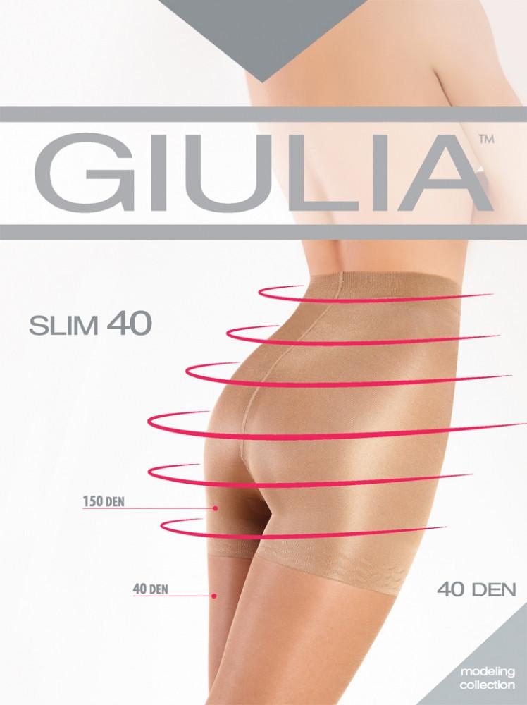 Колготки женские корректирующие SLIM 40