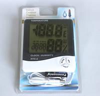 Термометр-гигрометр многофункциональный HTC-2 FD