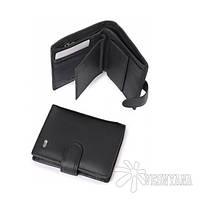 Мужской кожаный кошелек Dr.Bond M33