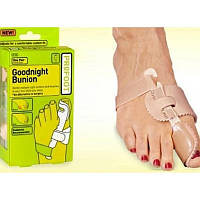 Бандаж-фиксатор для лечения деформации большого пальца на ноге Goodnight Bunion