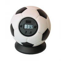 Часы будильник футбол брось меня