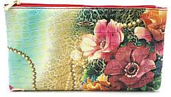 Женская кожаная сумочка клатч H. VERDE art. 2479-E01