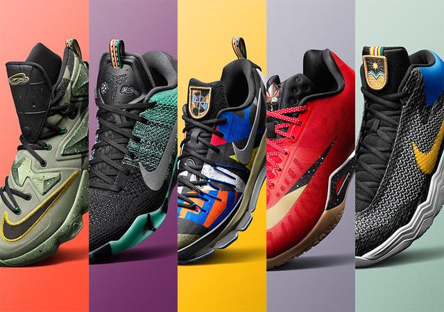 Мужские баскетбольные кроссовки
