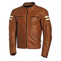 Мото куртка Segura Retro Camel коричневая, XL