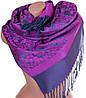Чудесный женский двусторонний палантин из пашмины 176 на 69 см ETERNO ES2707-12-6 разноцветный