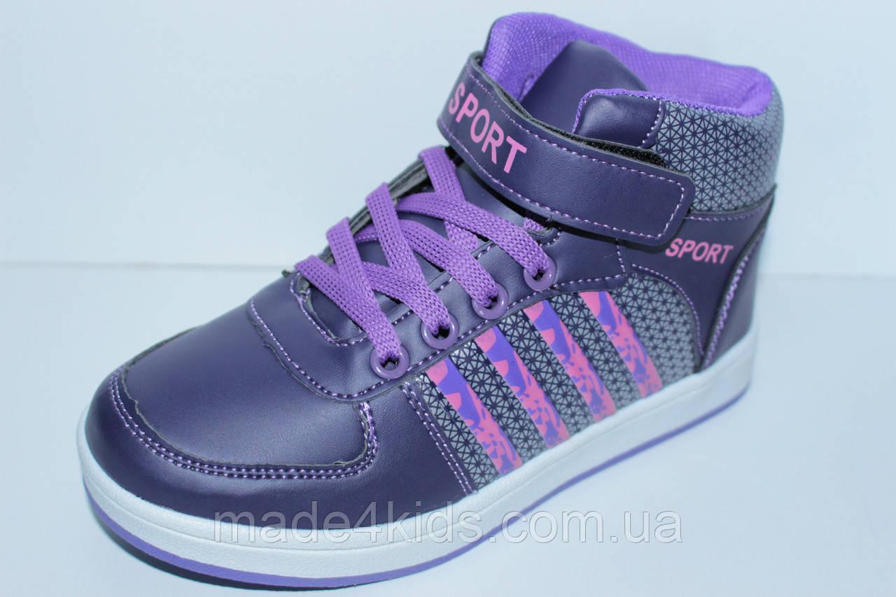 4d379057a Высокие кроссовки для девочки тм МХМ Том.м, р. 33,35, цена 342 грн ...