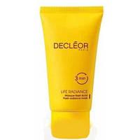 Маска для лица Decleor Life Radiance для мгновенного сияния кожи