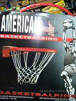 Кольцо баскетбольное №7 диам.46см труба диам.12мм