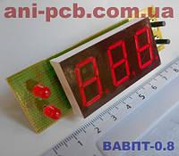 Вольт-Ампер-Ватт-метр ВАВПТ-0,8