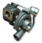 Турбина на Крафтер - VW Crafter 2.5TDI (2E_/2F_) BJM/BJL 2461ccm 136/163л.с. - Mitsubishi 49377-07403 гарантия, фото 4