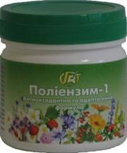 Полиэнзим-1 — 280 г — адаптогенная и антиоксидантная формула - Грин-Виза, Украина
