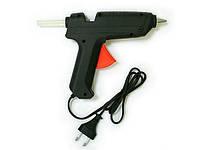 Пистолет электрический Бригадир Standart для термоклея 40 Вт 11 мм (91617000)