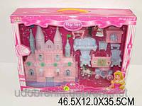 Замок для Золушки с каретой