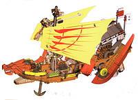 Конструктор Ninja 9762 Летучий корабль 680дет.