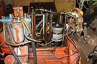 Ремонт текущий двигателя Д21