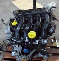 Двигатель Renault Modus / Grand Modus 1.6, 2004-today тип мотора K4M 790, K4M 800, K4M 801, K4M 791