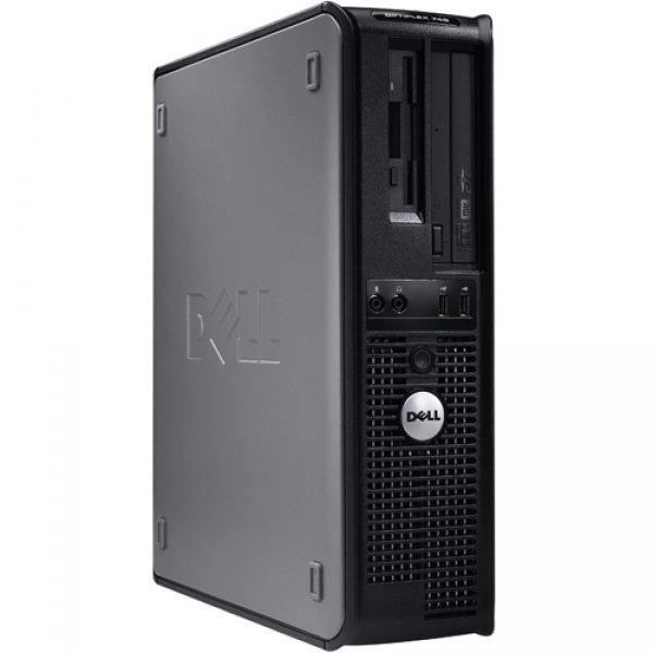 Компьютер Dell Optiplex 760 (2ядра E7200/2Gb/) без HDD бу