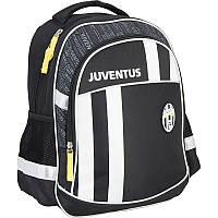 Рюкзак Kite 510 FC Juventus JV16-510S черный школьный детский для мальчиков размеры 38см х 29см х13см Германия