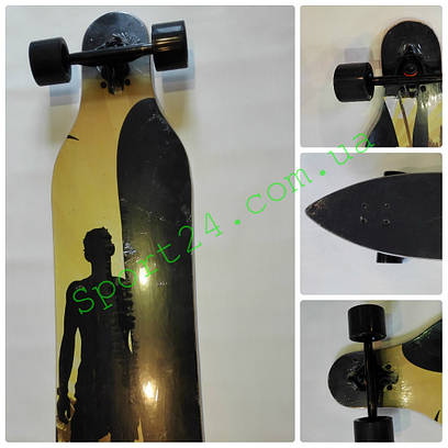Лонгборд (Longboard) Display Free right
