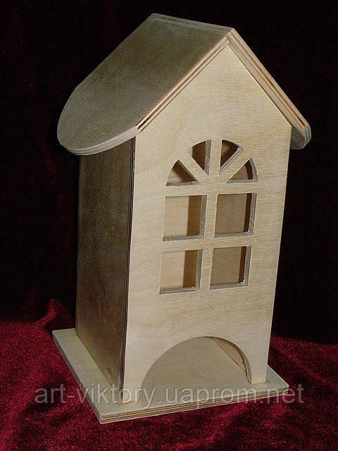 Коробка для чайных пакетиков Арочный (10 х 10 х 23 см)