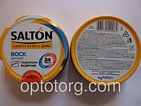 Воск водоотталкивющий для обуви Салтон 75мл оригинал бесцветный