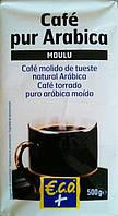 Кофе молотый Cafe pur Arabica Moulu 500g Франция