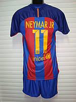 Футбольная форма детская Барселоны (основная)Неймар
