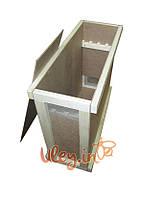 Ящик для перевозки пчелопакетов (на 4 рамки)