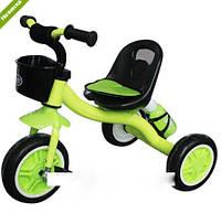 Трехколесный детский велосипед M 3197-4 EV0A колеса+бутылочка