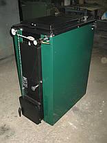 Котел твердотопливный TERMit-TT 32 кВт стандарт длительного горения в обшивке, фото 3