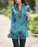 НОВИНКА! Платье-туника в индийском стиле 48