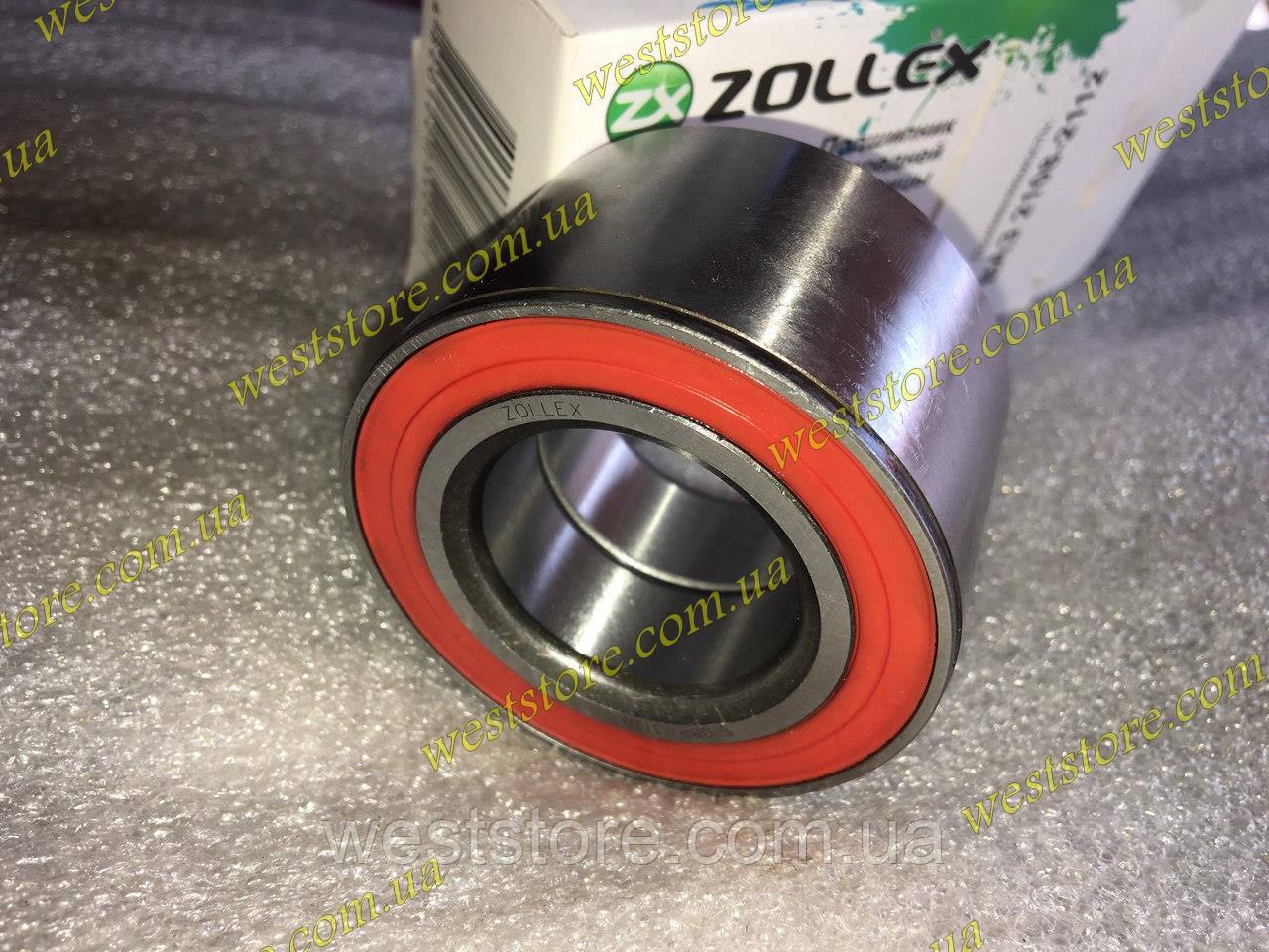 Подшипник ступицы передней Ваз 2108 2109 2113 2114 2115 2110 ланос сенс заз 1102 1103 таврия Zollex