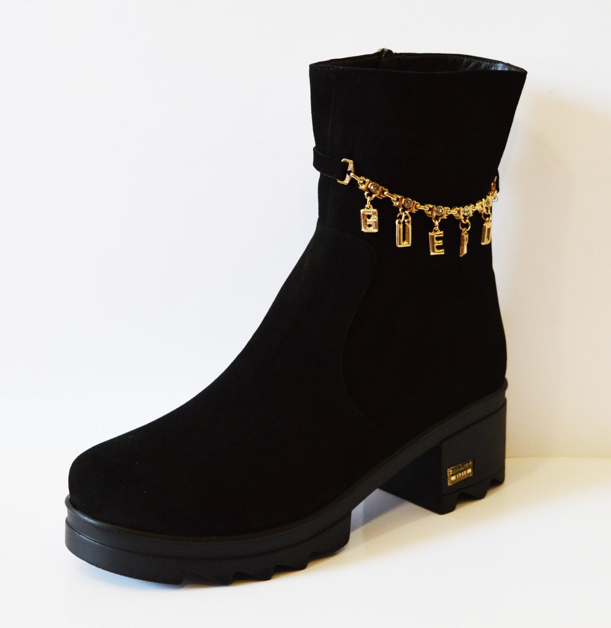 Ботинки женские Guero