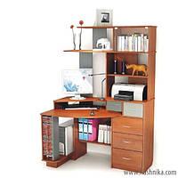 Компьютерный стол Ника Гиперион 1250х900х1950мм