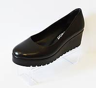 Туфли женские на платформе Estamod 142