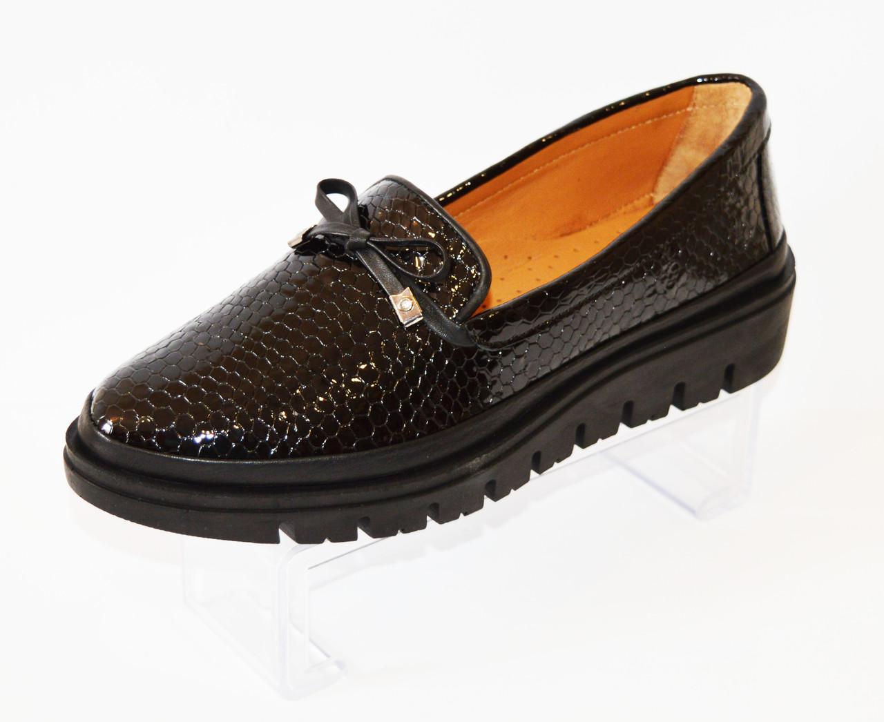 Туфли женские на платформе Phany 440