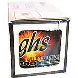 Струны GHS Boomers GBH-8 8-String Heavy 11-85, фото 4